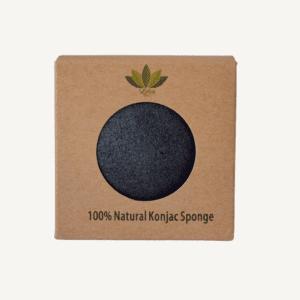 konjac charbon bambou